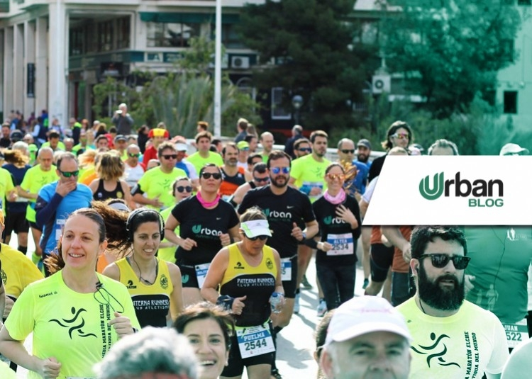 Fotos Media Maratón Elche 2015.