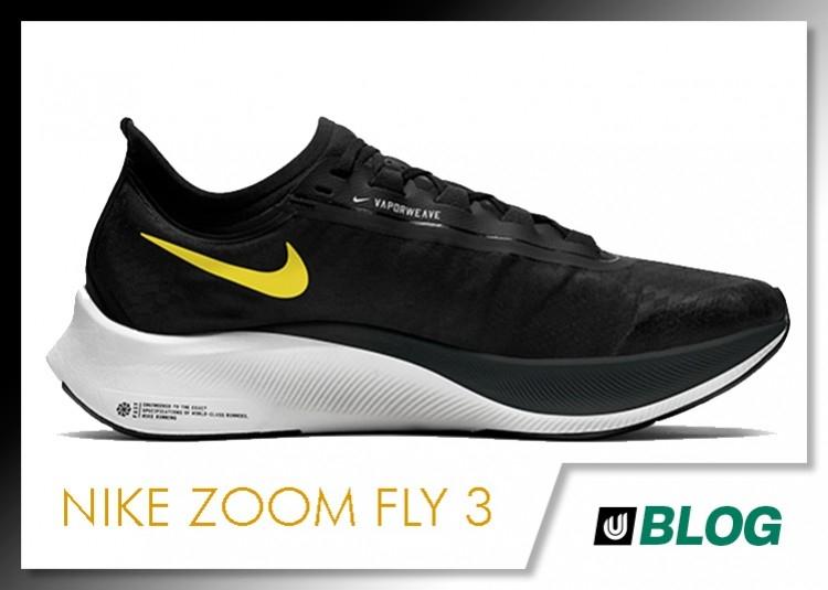 Análisis Nike Zoom Fly 3 ¿Qué se siente al correr con ellas?