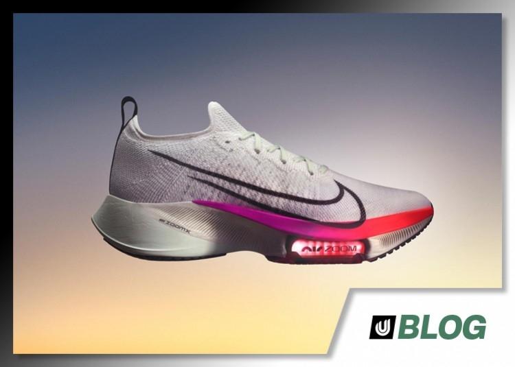 Prepárate para la competición con las nuevas Nike Air Zoom Tempo Next%