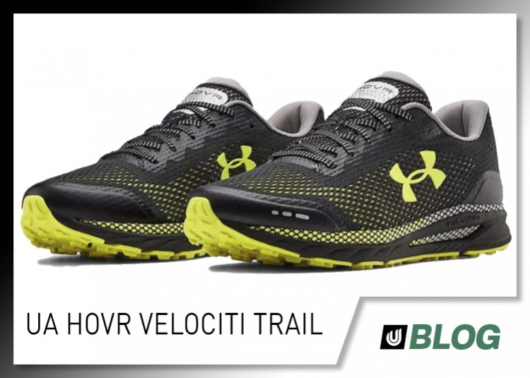 Under Armour Hovr Velociti Trail