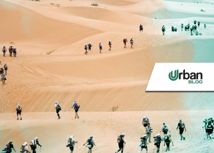 30th Sultan Marathon des Sables 2015